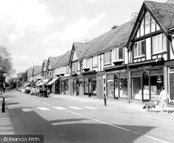 Radlett, The Oakway c.1960