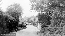 Radlett, Watford Hill c.1955