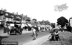 Radlett, Watling Street c.1954