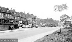Radlett, Watling Street c.1955