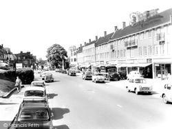Radlett, Watling Street c.1960