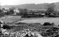 Radnage, Church Of St Mary And Bledlow Ridge c.1955