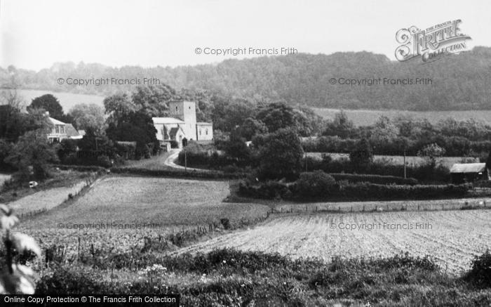 Photo of Radnage, Church Of St Mary c.1955