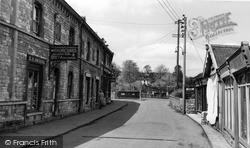 Radstock, Fortescue Road c.1960