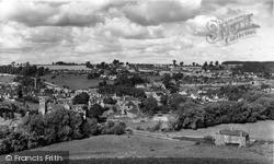 Radstock, General View c.1960