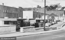 Radstock, The Co-Operative Store c.1960