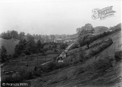 View From Bath Road c.1955, Radstock