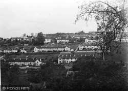 View From Frome Hill c.1955, Radstock