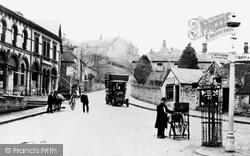 Radstock, Wells Hill 1914
