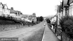 Radyr, Main Road c.1965