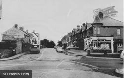 Radyr, Station Road c.1965