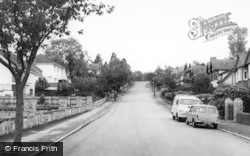 Radyr, Windsor Road c.1965