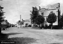 Raglan, Beaufort Square 1914