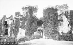 Raglan, Castle 1893