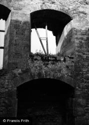 Raglan, Castle 1955