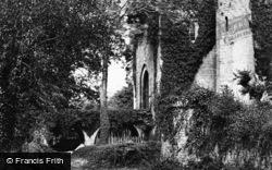 Raglan, Castle c.1861