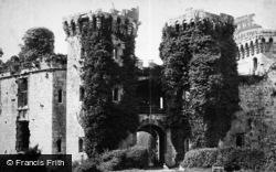 Raglan, Castle c.1872