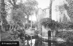 Raglan, Castle c.1880