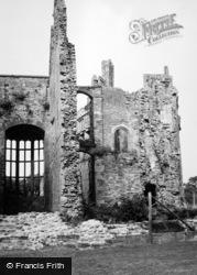 Raglan, Castle c.1950
