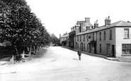 Raglan, Castle Street 1914