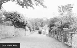 Raglan, Castle Street c.1960