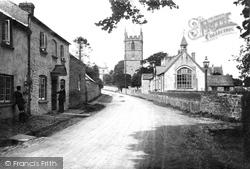 Raglan, Chepstow Road 1914