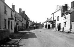 Raglan, High Street 1914