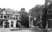 Raglan, the Castle 1893