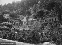 Raglan, The Castle c.1900