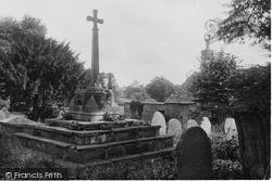 Raglan, The Church Cross 1914