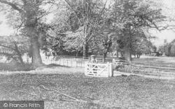 Rainham, Berengrave Lane c.1920