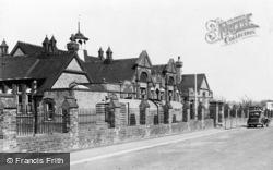 Rainham, County Primary School c.1955