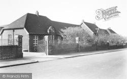 Rainham, County Secondary School c.1955