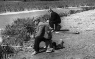 Photo of Fishermen c1960, Rainham