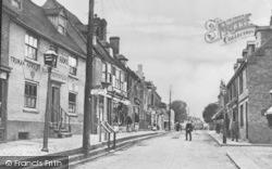 Rainham, High Street 1895