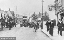 Rainham, High Street c.1906