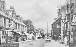 Rainham, High Street c.1910