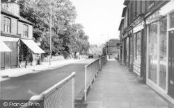 Rainham, High Street c.1960