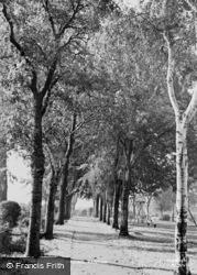 Rainham, Recreation Ground c.1955