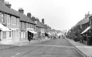 Rainham, Station Road c1955