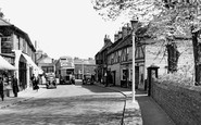 Photo of Upminster Road c1950, Rainham