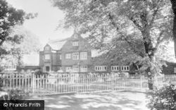 Manor Farm c.1939, Rainhill