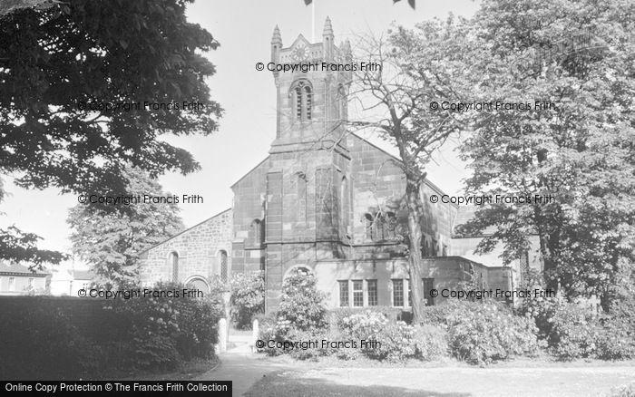 Photo of Rainhill, St Ann's Church c.1950