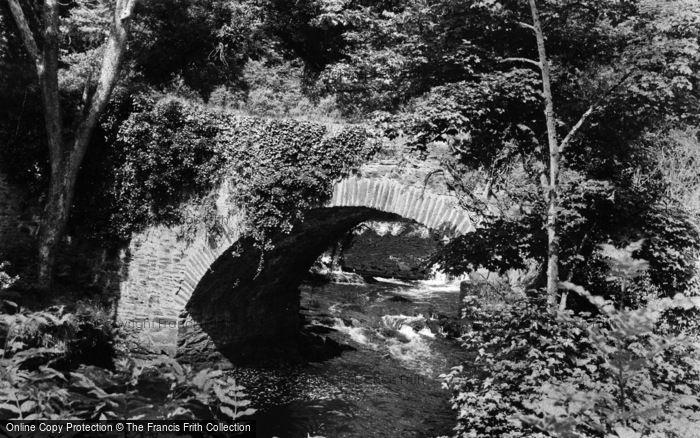 Photo of Ramelton, River Lennon c.1955