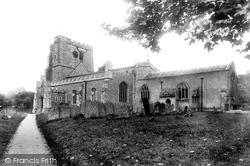 Ramsbury, Church Of The Holy Cross 1907