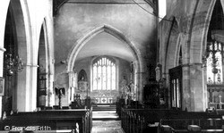 Ramsbury, Church Of The Holy Cross c.1955