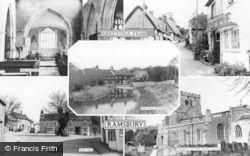 Ramsbury, Composite c.1960