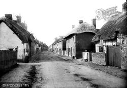 Ramsbury, High Street 1906