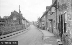 Ramsbury, High Street c.1955