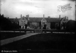 Ramsbury, Littlecote House 1908